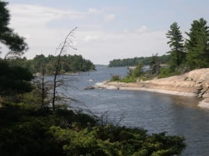 Geography, Historical French River Provincial Park, Wilderness Adventure Tours, Bear's Den Lodge