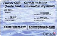 Pleasure Craft image. Canada Boater Online line course. Click image.