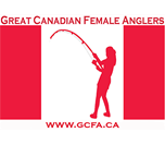 GCFA, Great Canadian Female Anglers, Girls Who Fish,