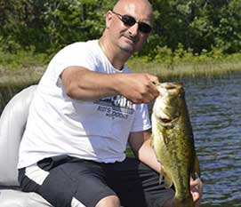 Fishing French River, Bear's Den Lodge » FRENCH RIVER NORTHERN ONTARIO FISHING AT IT'S FINEST!image