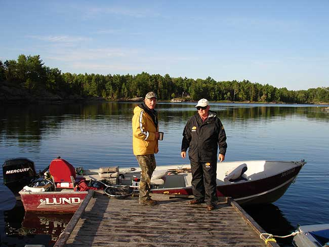 What bring02 fishing french river bear 39 s den lodge for Canadian fishing license bc