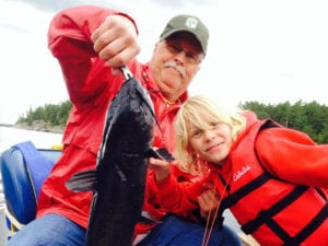 Channel Catfish, French River Fishing Wilderness Tours, DiscoverON, Bear's Den Lodge