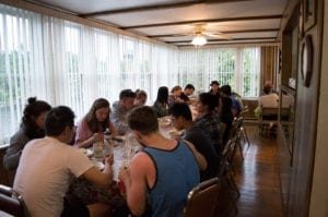 Bear's Den Lodge Meals, University of Waterloo, French River All Inclusive Meal Packages