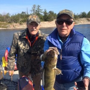 Walleye Fishing Ontario, French River Pickerel, Guided Tours Canada
