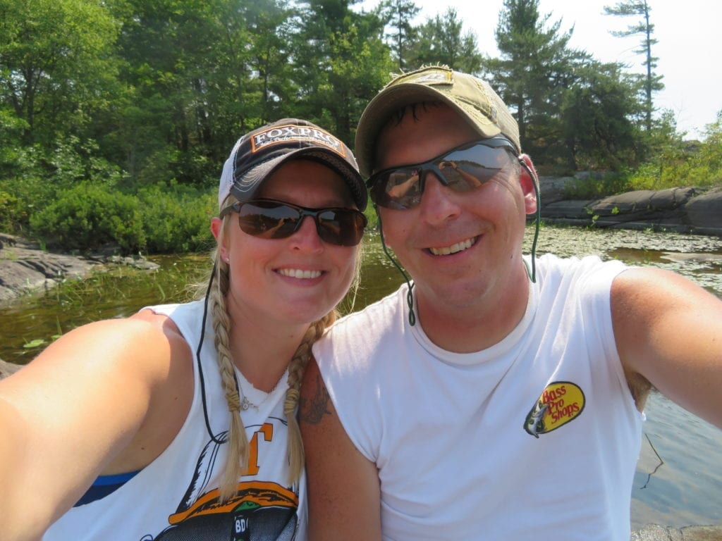 Family fun, fishing trip, wilderness adventure, Northeastern Ontario, Bear's Den Lodge