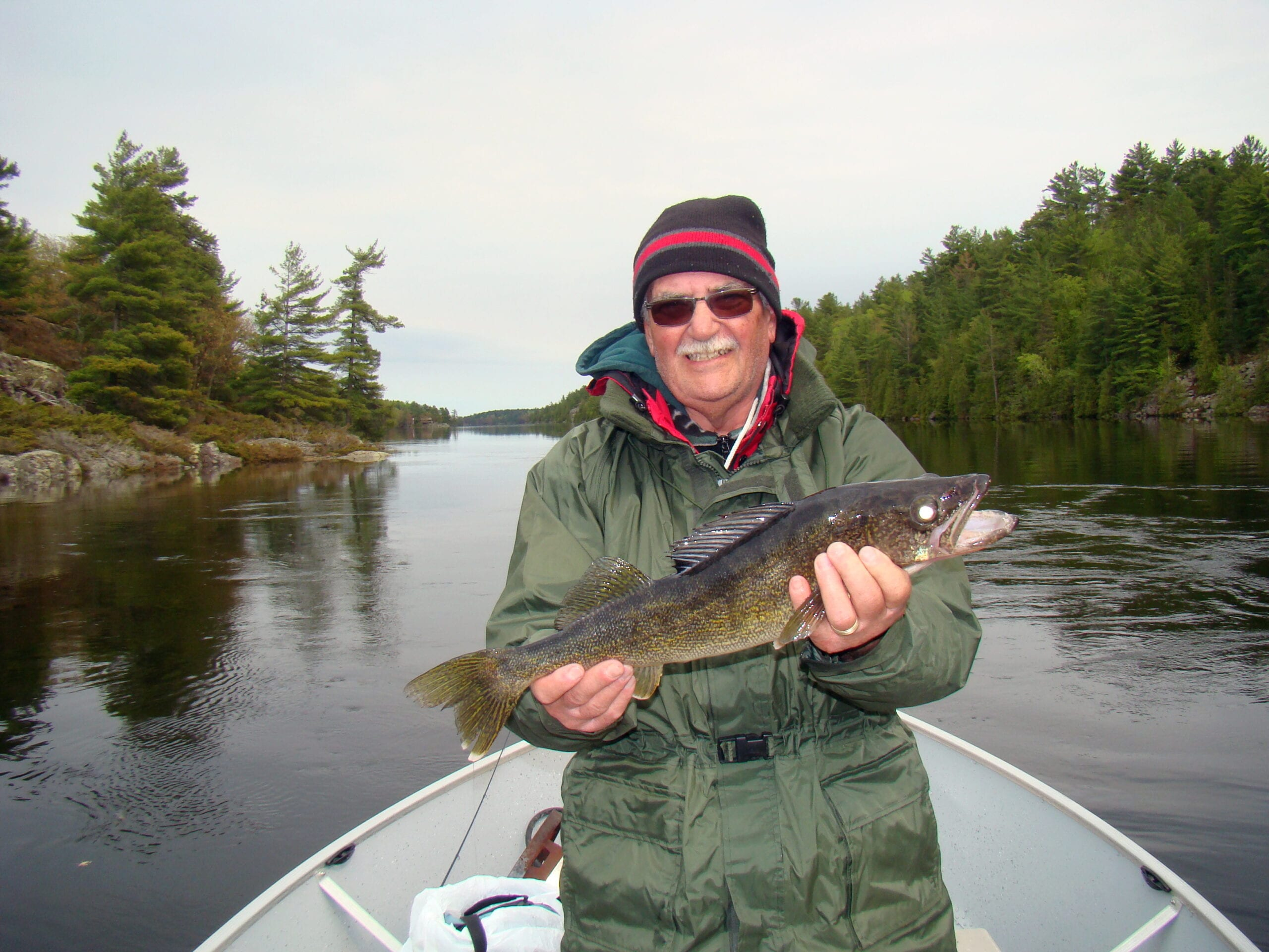 French River Pickerel